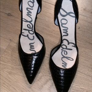 Sam Edelman pointy pumps new with tags